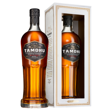 Tamdhu Speyside Cask Strength batch #4